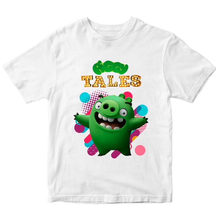 Футболка Piggy Tales