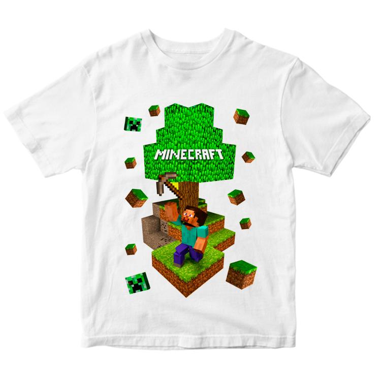 """Футболка """"Minecraft"""""""