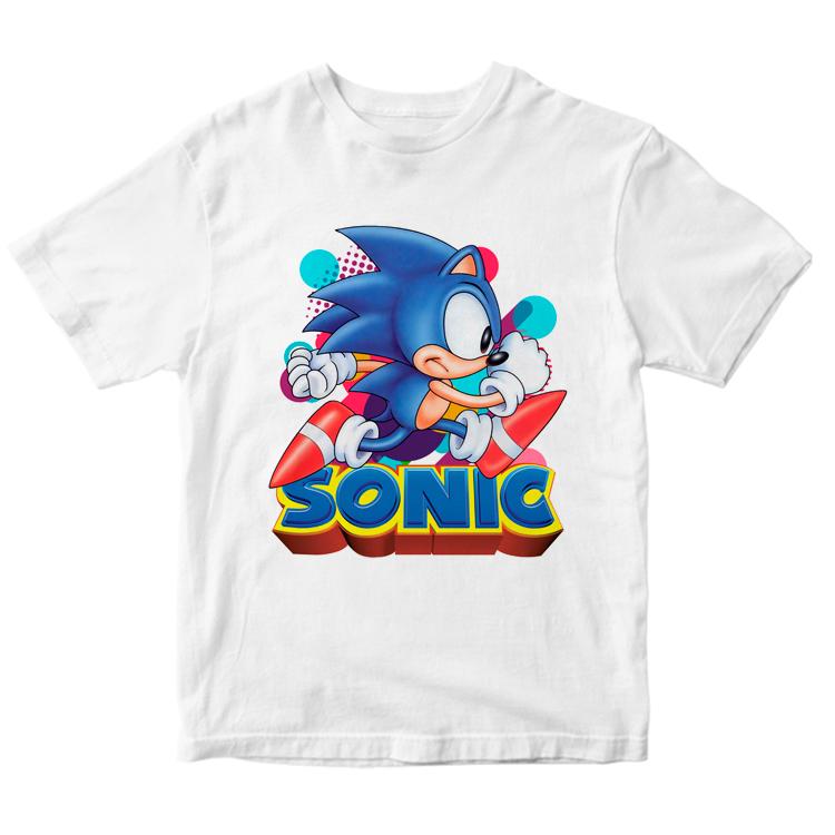 """Футболка """"Sonic X"""""""