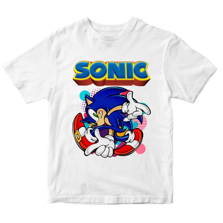 "Футболка ""Sonic the Hedgehog"""