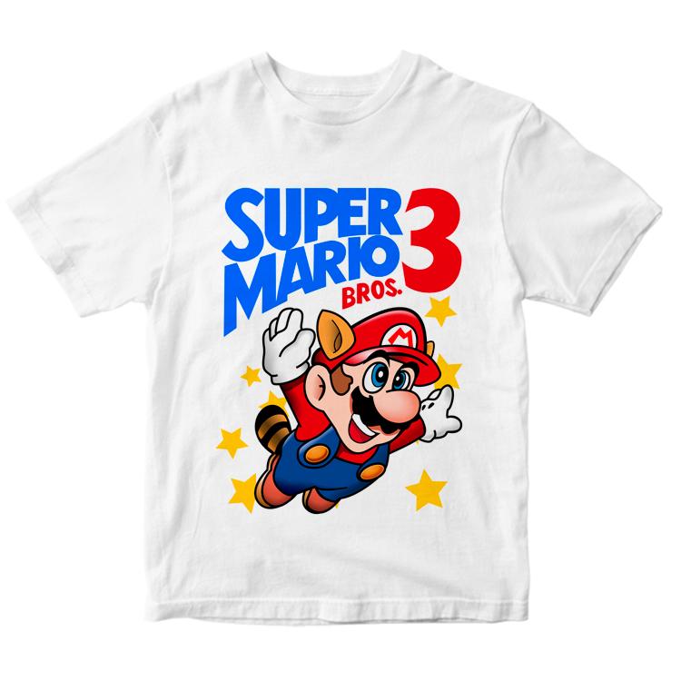 """Футболка """"Super Mario Bros"""""""