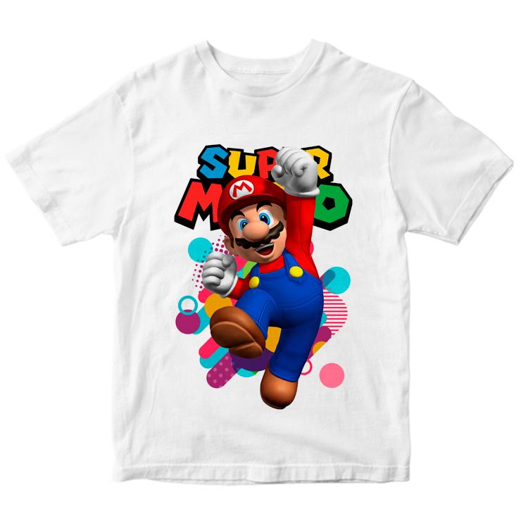 "Футболка ""Супер Марио"""