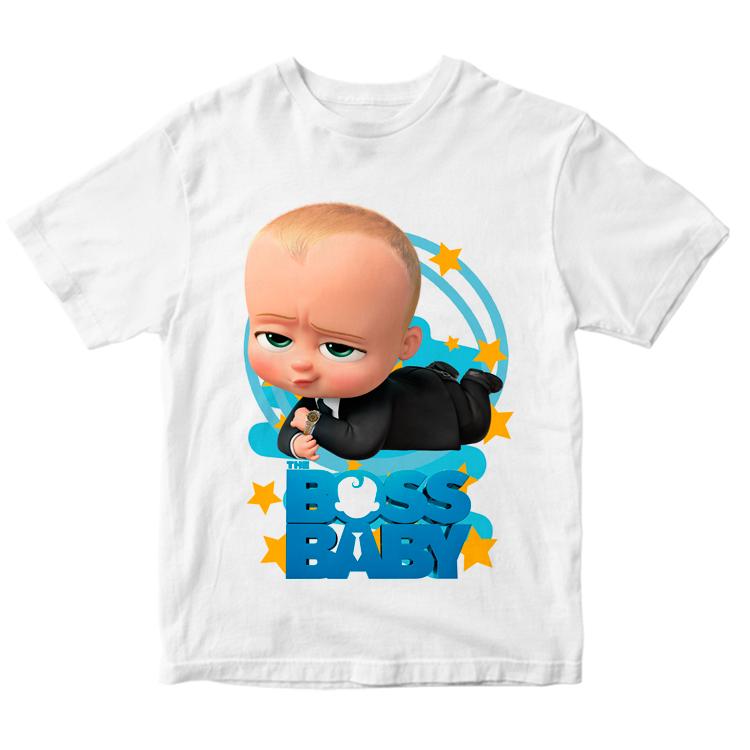 "Детская футболка ""Теодор Темплтон"""