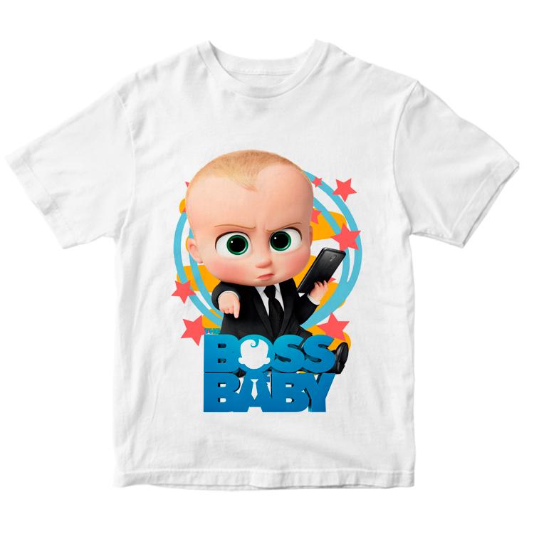 Детская футболка Boss Baby