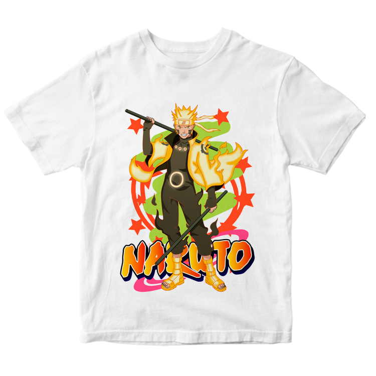 """Футболка """"Naruto Uzumaki"""""""