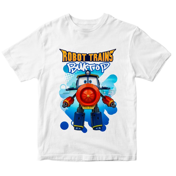 """Детская футболка """"Виктор"""""""