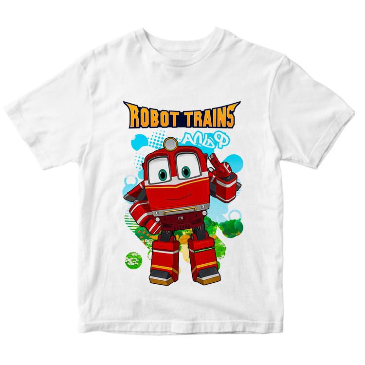 """Детская футболка """"Альф"""""""