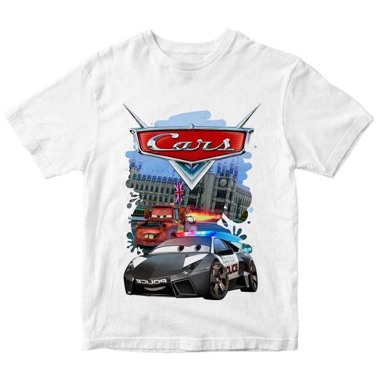 """Футболка """"Police Car"""""""