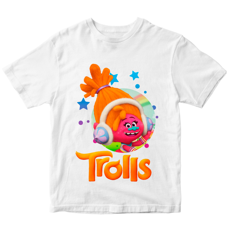 """Детская футболка """"DJ Звуки"""""""