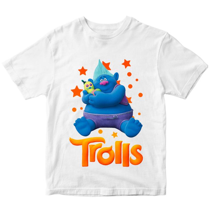 """Детская футболка """"Здоровяк"""""""