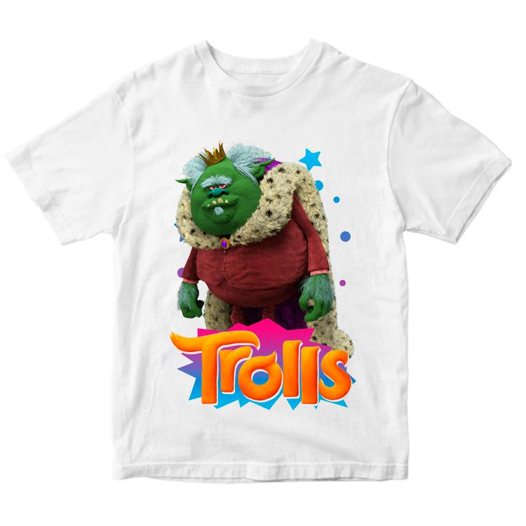 """Детская футболка """"Король Хрящ"""""""