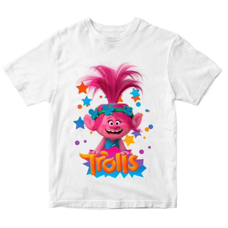 "Детская футболка ""Розочка"""
