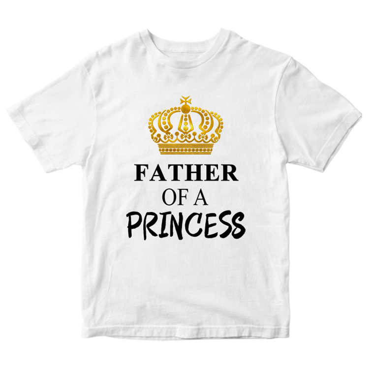 "Футболка ""Father of a Princess"""