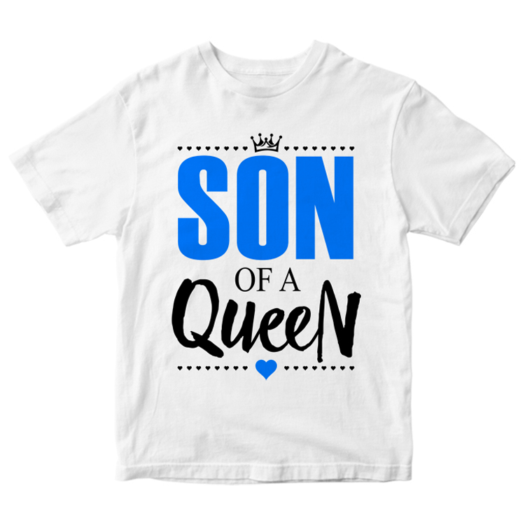 "Футболка ""Son of Queen"""