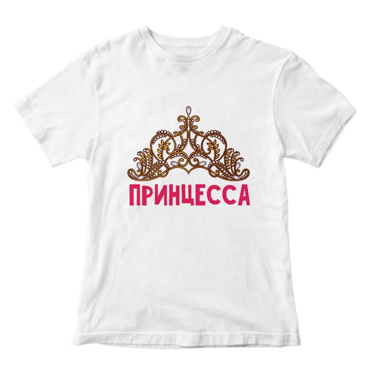 "Футболка ""Корона принцессы"""