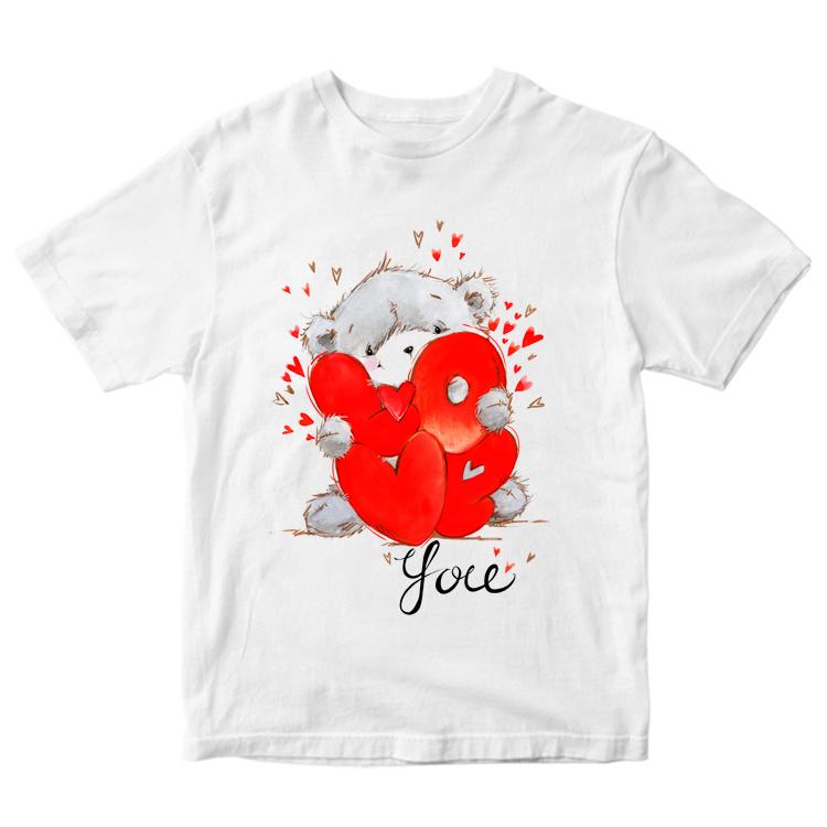 """Детская футболка """"Медвежонок"""""""