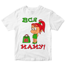 """Детская футболка """"Вся в маму"""""""