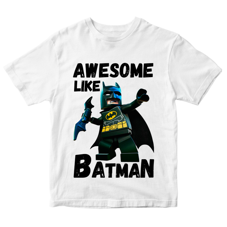 "Футболка ""Awesome like Batman"""