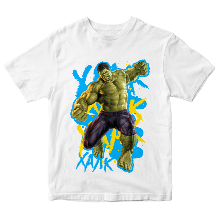 "Футболка ""Hulk"""