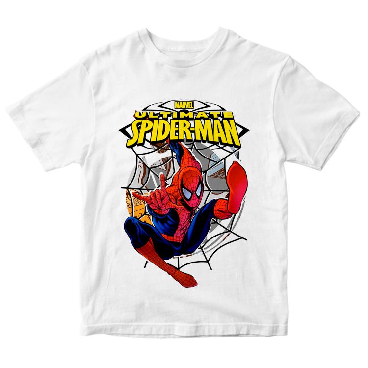 """Футболка """"Современный Spider-Man"""""""