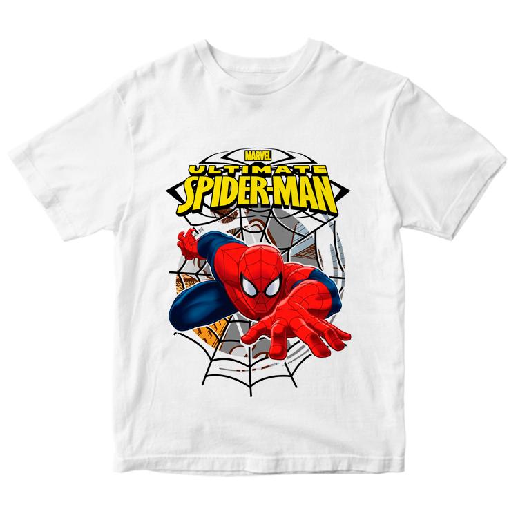 Футболка Спайдермен Человек паук