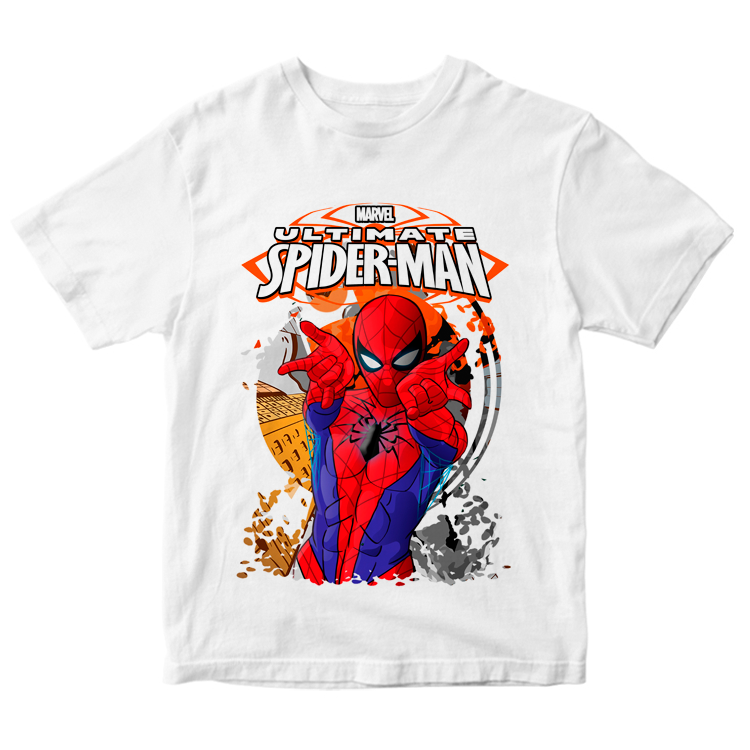 "Футболка ""Совершенный Spider-Man"""