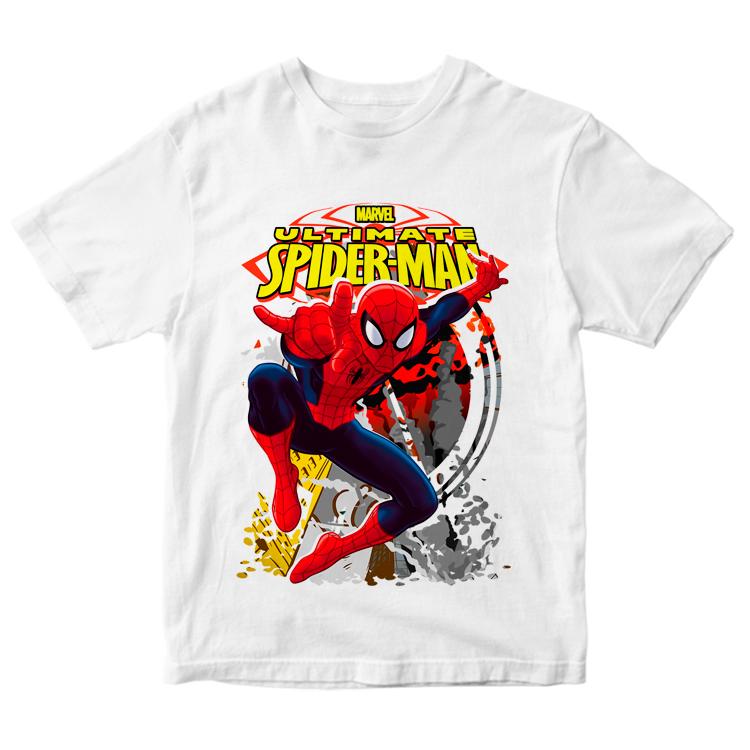 """Футболка """"Ultimate Человек-паук"""""""