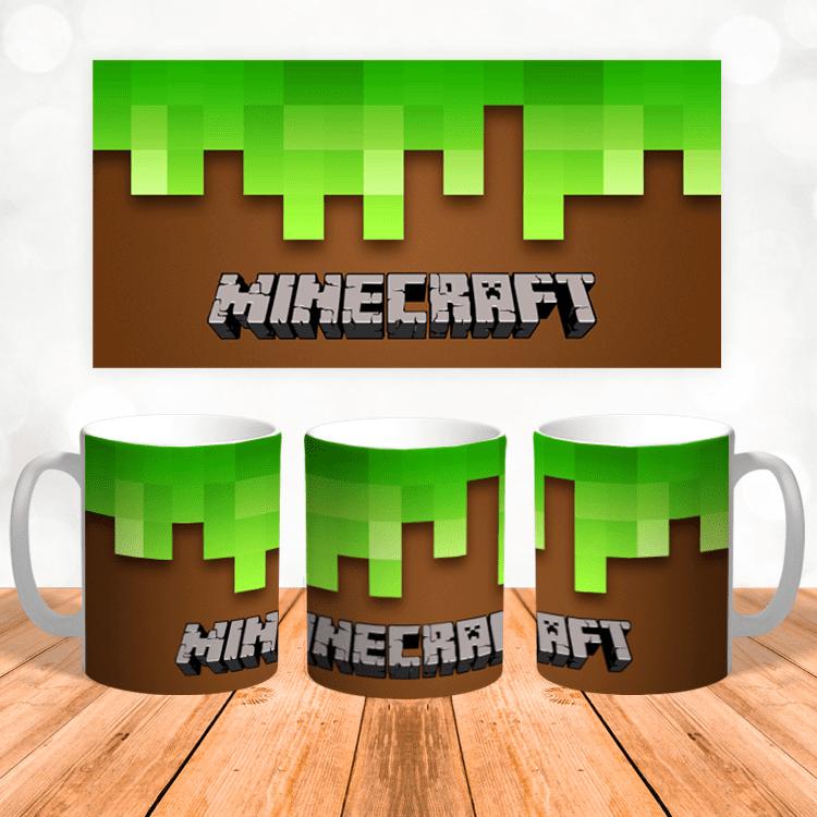"Кружка ""Minecraft"""