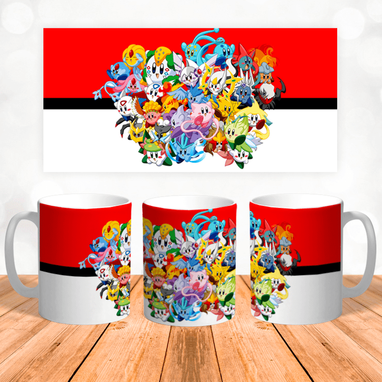 "Кружка ""Pokemon"""