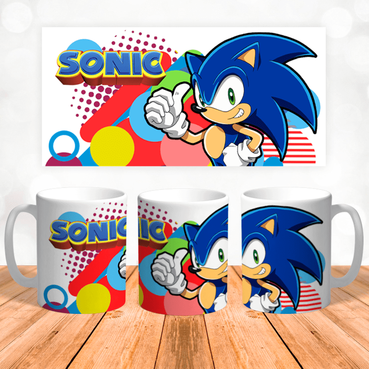 "Кружка ""Sonic"""