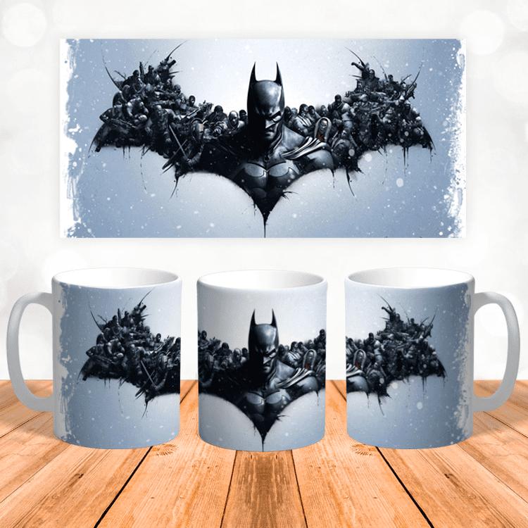 Кружка с Batman