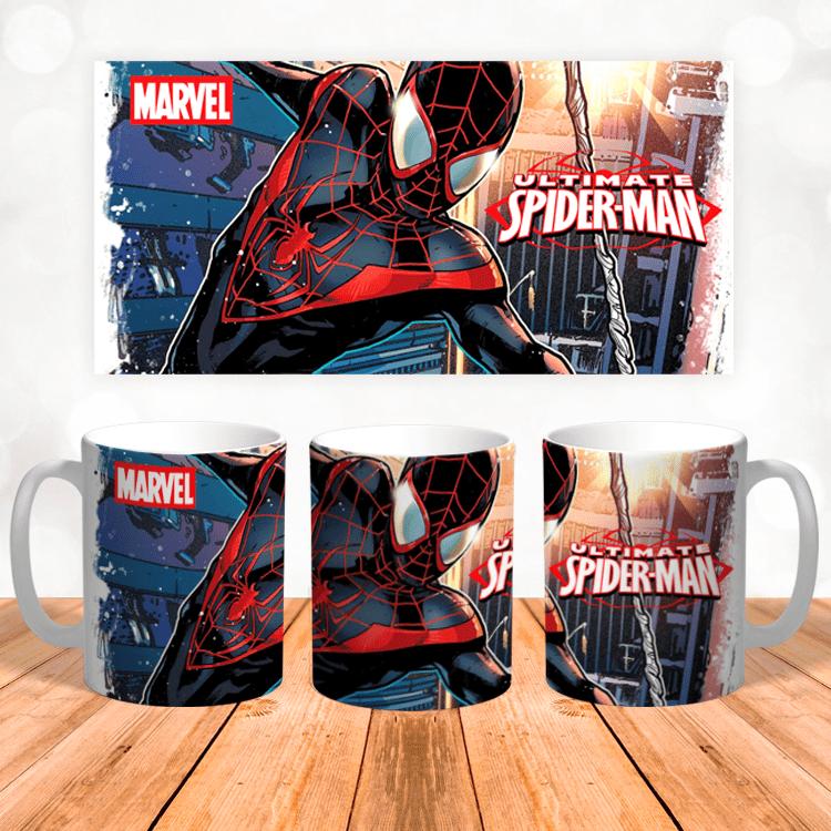 "Кружка ""Marvel Spider-Man"""