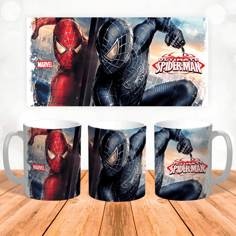 "Кружка ""Marvel Ultimate Spider-Man"""