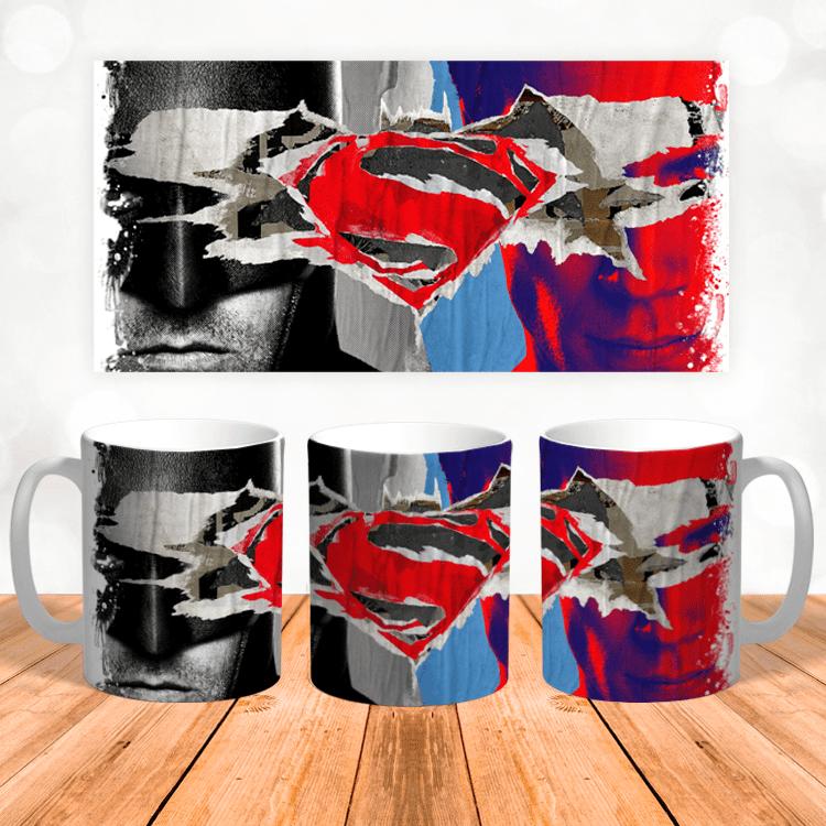 "Кружка ""Эмблема Супермена"""