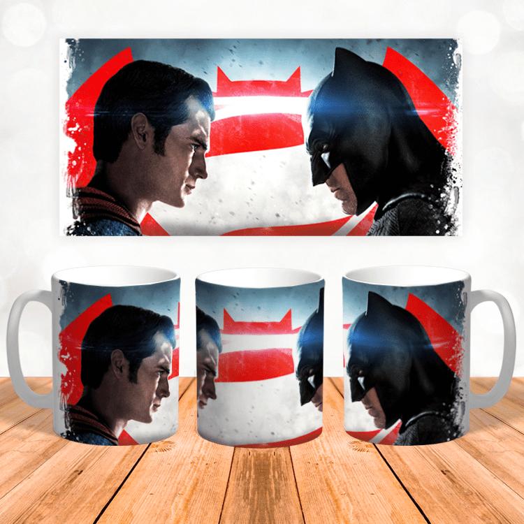 """Кружка """"Batman v Superman"""""""