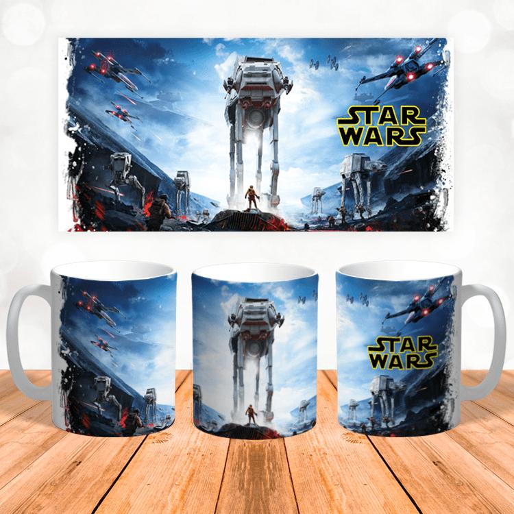 """Кружка """"Star Wars AT-AT"""""""