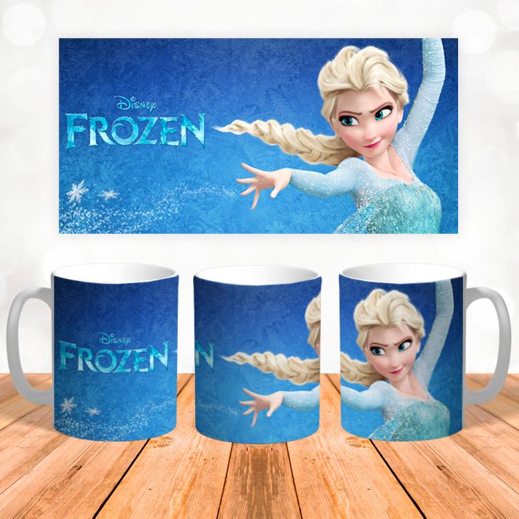 """Кружка """"Frozen Эльза"""""""