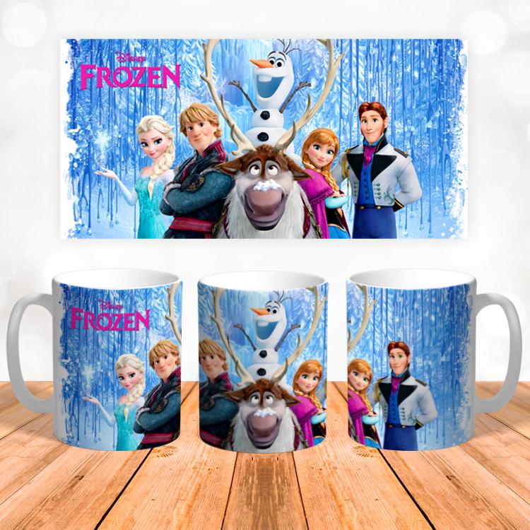 """Кружка """"Disney Frozen"""""""