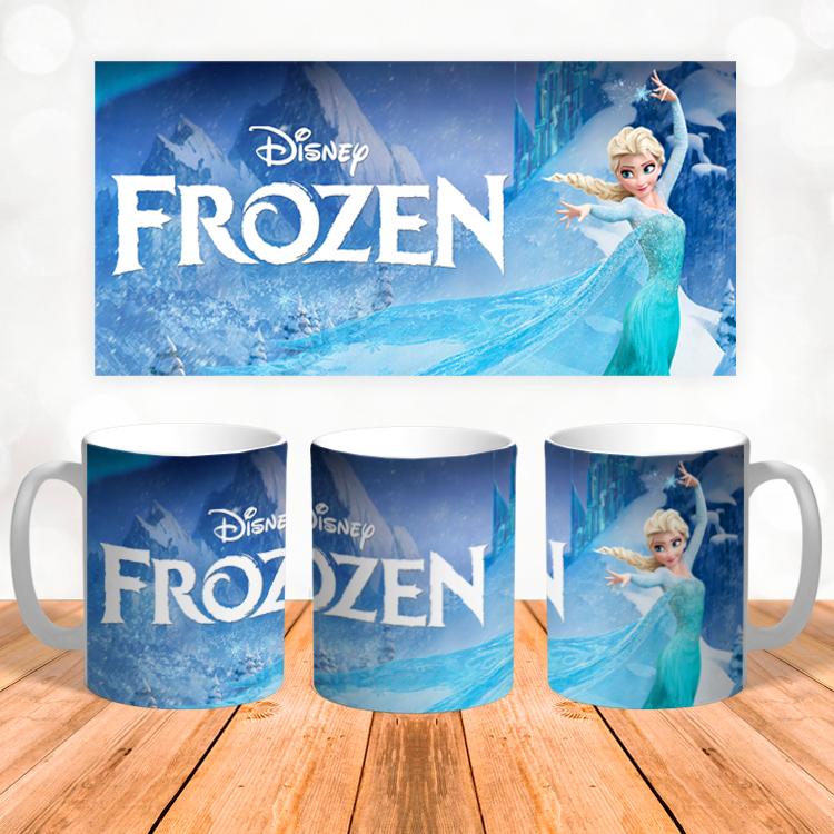 """Кружка """"Disney Frozen Elsa"""""""