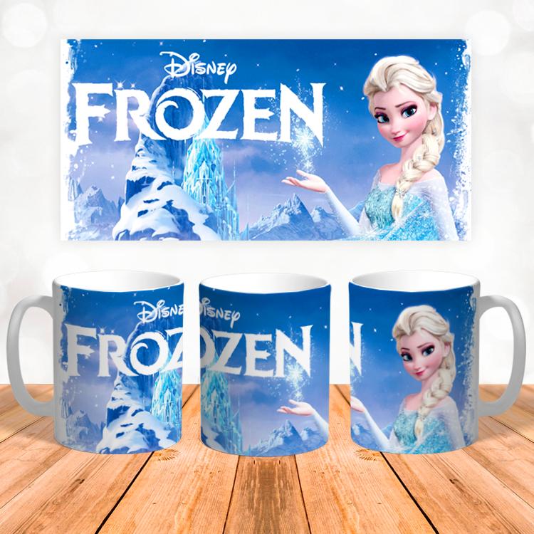 "Кружка ""Frozen Elsa"""