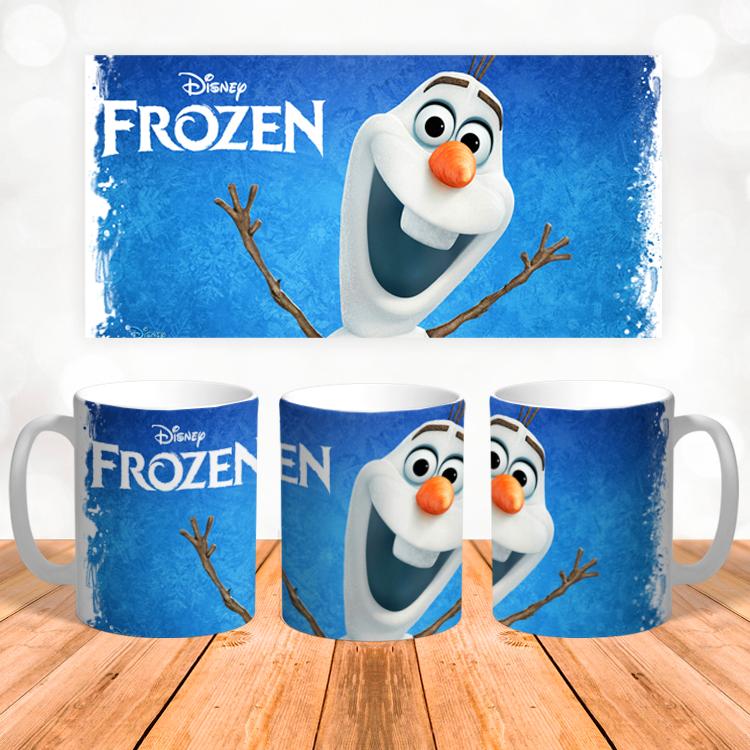 "Кружка ""Frozen Олаф"""
