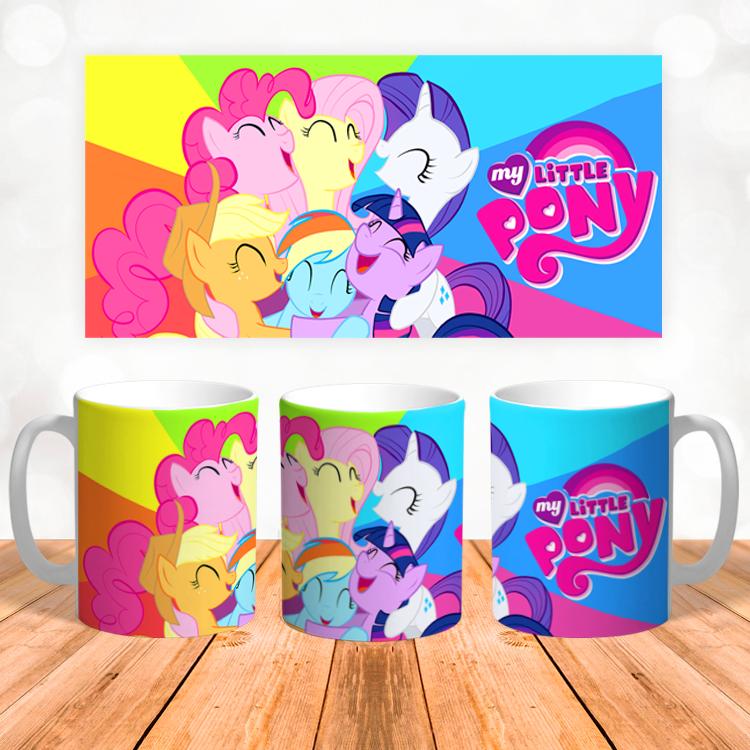 """Кружка """"My Little pony"""""""