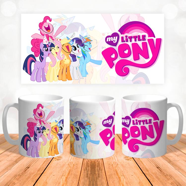 """Кружка """"Little pony"""""""