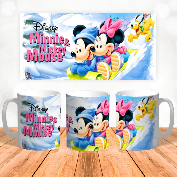 "Кружка ""Disney Minnie & Mickey Mouse"""