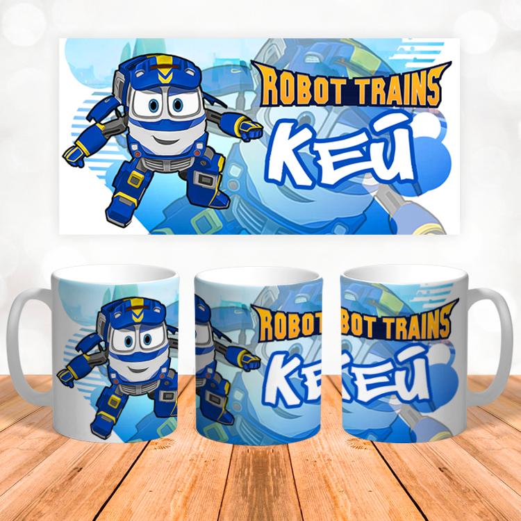 """Кружка """"Робот-поезд Кей"""""""